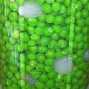 Pickled Spring Peas Recipe — Dishmaps